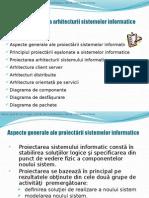 PSI - Curs 9 Proiectarea Arhitecturii_v3