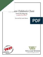 st louis childrens choir