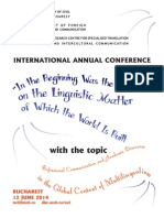 2014 Conf Progr Abstracts