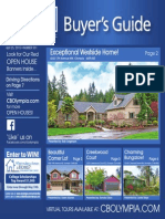 Coldwell Banker Olympia Real Estate Buyers Guide April 25th 2015