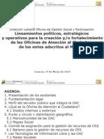 Presentacion Oac Lineamientos Estrategicos