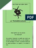 Decalogo Transexualidad