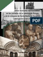 1. Los Instrumentos Musicales Representados en Las Portadas de La Catedral de Burgos u de La Colegiata de Santa María de Sasamón