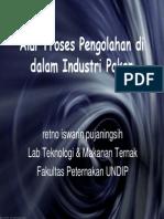 Alur Proses Dlm Industri Pakan