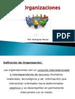 Organizaciones y Empresas