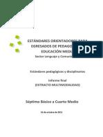 ESTÁNDARES ORIENTADORES PARA EGRESADOS DE PEDAGOGÍA EN EDUCACIÓN MEDIA EXTRACTO MULTIMODALIDAD.pdf