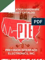 Installation Hardware Product Catalog