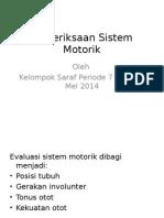 PPT Saraf Oni
