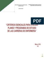 120228 Criterios Esenciales Enfermeria v1