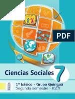 Quiriguá - C. Sociales 2ºsem
