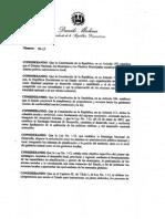 Decreto 85-15