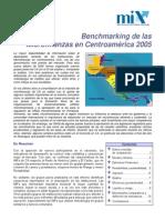 Benchmarking de Las Microfinanzas en Centroamerica 2005