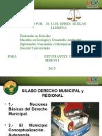 Conceptos Derecho Municipal