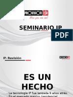 IP Seminar Español