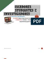 Diez Buscadores Para Estudiantes e Investigadores