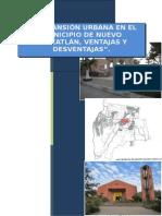 La Expansion Urbana Nuevo Cusca