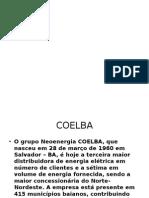 Coelba - Histórico da empresa