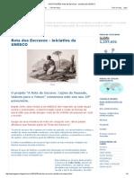 PORTUGUÊS_ Rota Dos Escravos - Iniciativa Da UNESCO