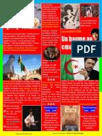 Poster Educatif Amazigh - Lounes MATOUB
