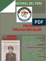 Policia Escolar 2011