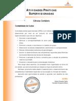 ATPS Contabilidade Custos 2