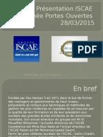 Présentation ISCAE 28-03-2015