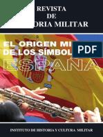 Origen Militar Simbolos Espana