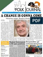 The Suffolk Journal 1/27/2010