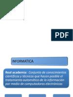 Integracion TICS 2012