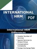 11 International Hr m