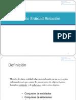 Modelo Entidad-Relacion BD Empresariales