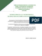informe de violencia contra las mujeres  2006