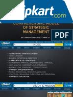 Flipkart Strategic business management