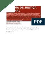 Sistema de Justiça Criminal(Atualidades)