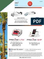 CDA Anaheim Convention Exclusives Specials Handout