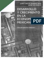 Desarrollo y Crecimiento de La Economía Mexicana