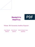 Geometria Analítica-vol3