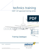 Training Catalogue