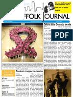 The Suffolk Journal 11/7/2009