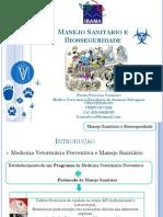 Manejo Sanitário e Biosseguridade