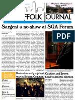The Suffolk Journal 12/9/2009