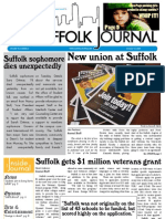 The Suffolk Journal 10/14/2009