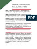 Análisis de Consumo de Información en Los Artículos Españoles Sobre Bibliometría