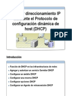 Clase DHCP