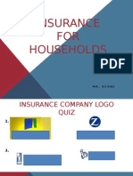 powerpoint - insurance for households
