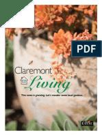 Claremont LIVING 2015