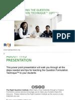 qft presentation