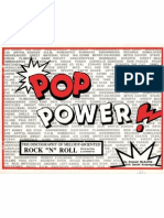 Pop Power ~ The Discography of Melody-Oriented Rock 'n' Roll ~ 1970-1990 ~ with ratings and comments