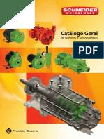 Catalogo Geral de Bombas e Motobombas Schneider