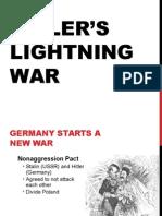 hitlers lightning war